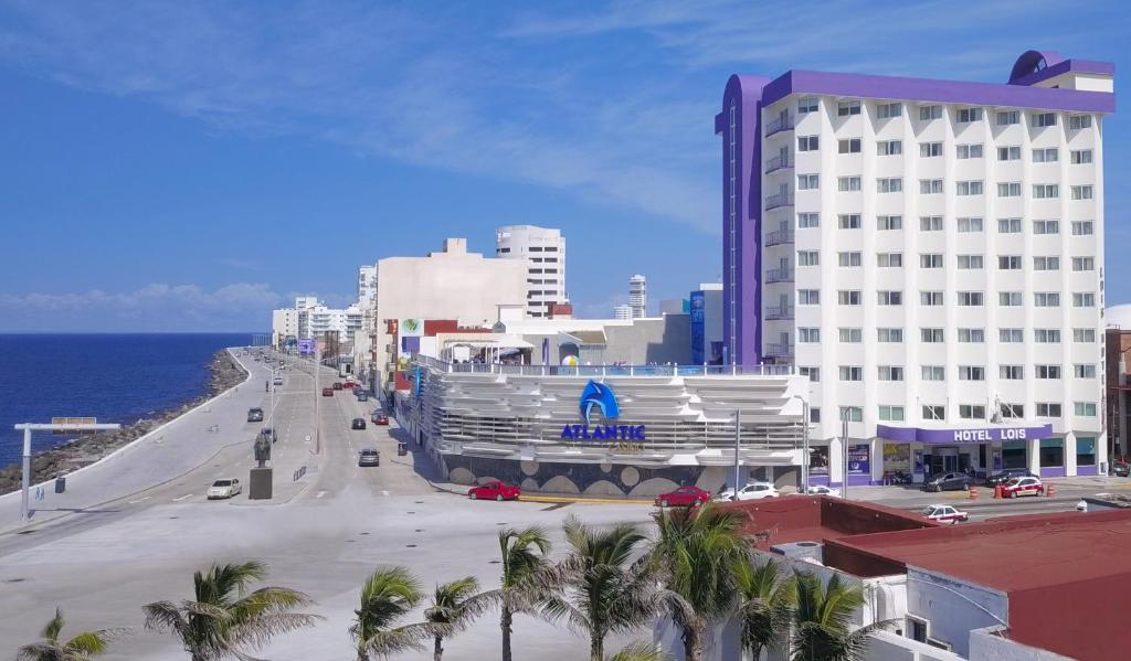 Hotel Lois Veracruz Mexico Booking Com
