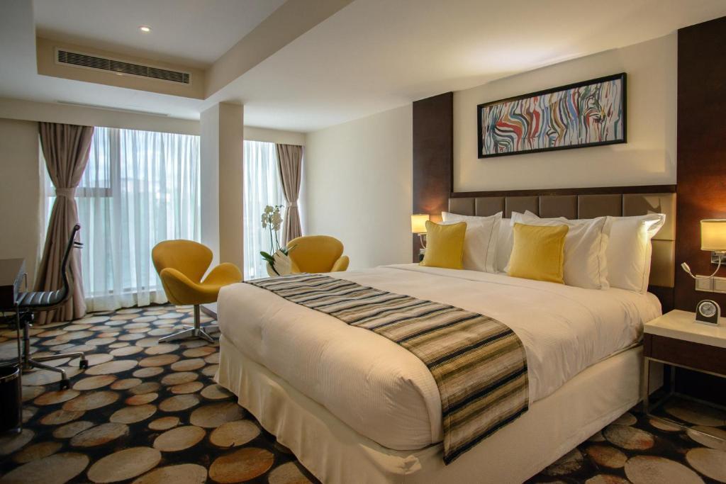 The concord hotel & suites Nairobi3