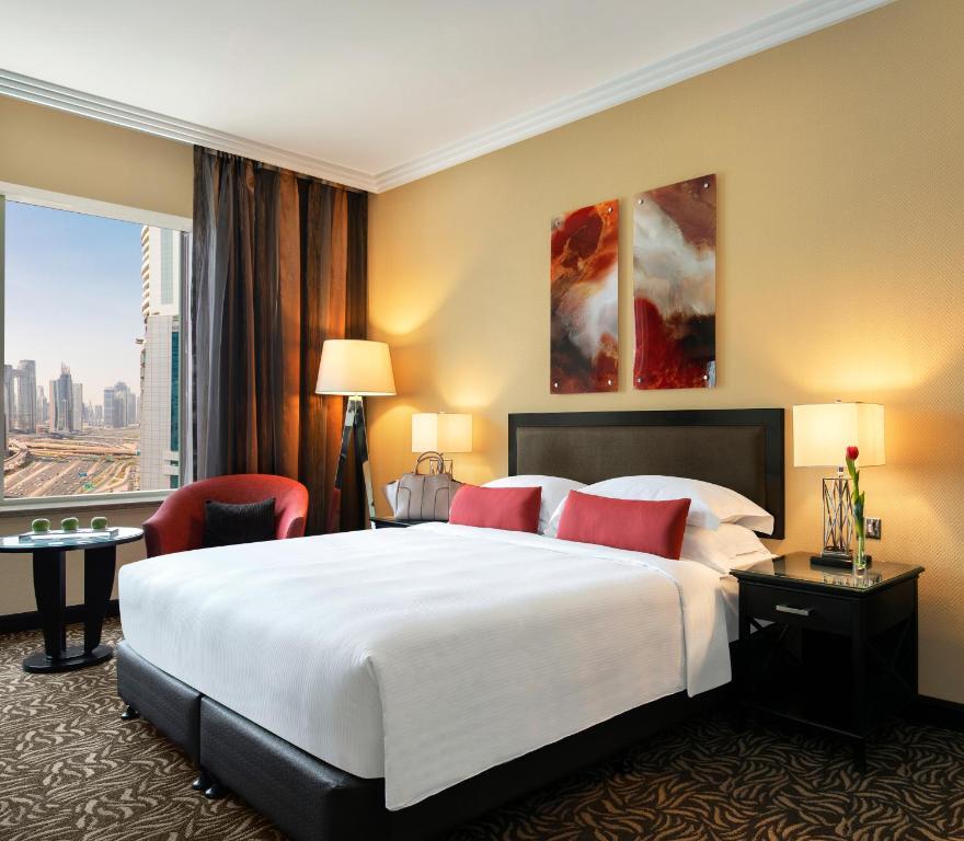 Hotel Towers Rotana Dubai Uae Booking Com