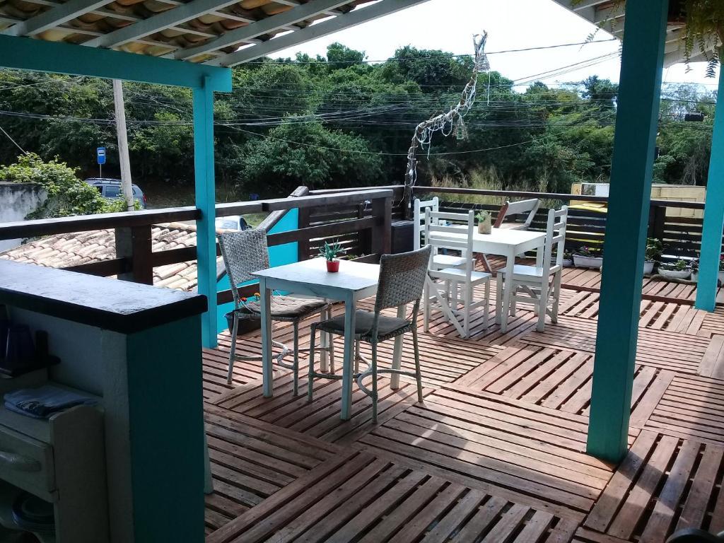 Posada U Hostería Terraza De Tartaruga Buzios Brasil Búzios