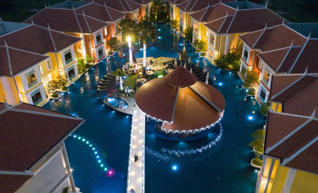 A view of the pool at Memoire Palace Resort & Spa or nearby