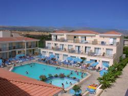 A view of the pool at Nicki Holiday Resort or nearby