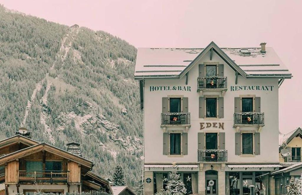 Eden Hotel Apartments And Chalet Chamonix Mont Blanc