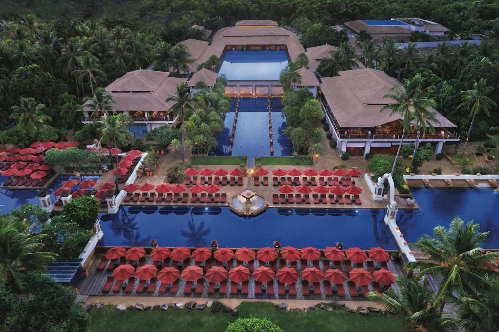 A bird's-eye view of JW Marriott Phuket Resort and Spa