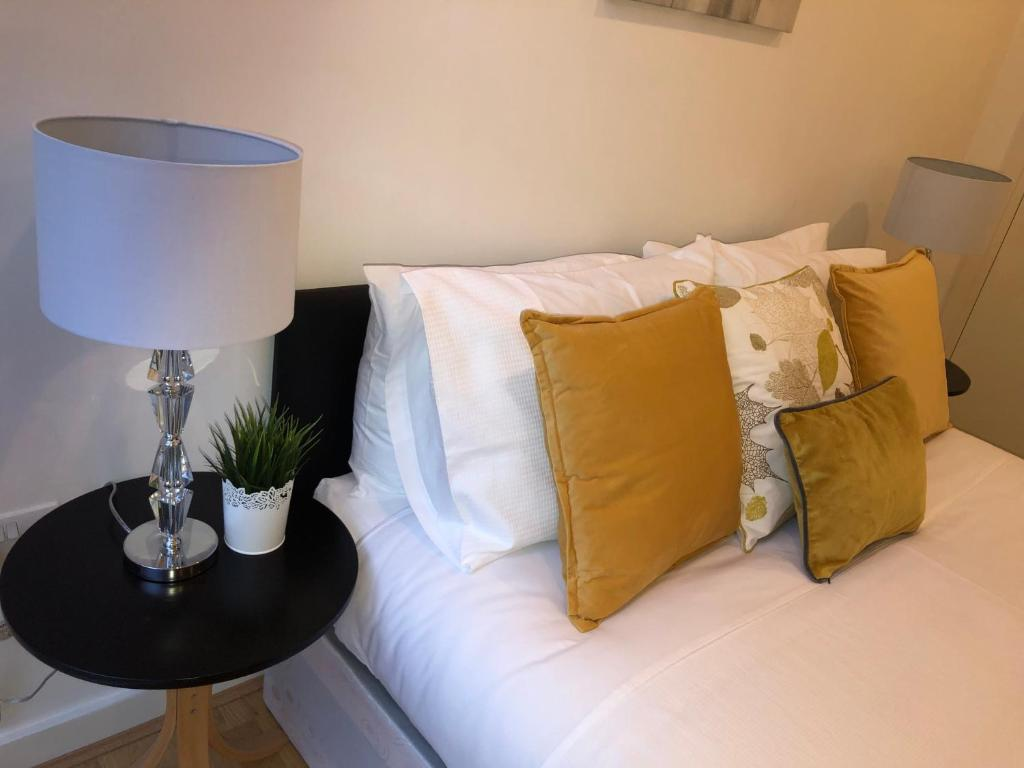 Luxury Apartment Canary Wharf 1 Bed And 1 Sofa Bed