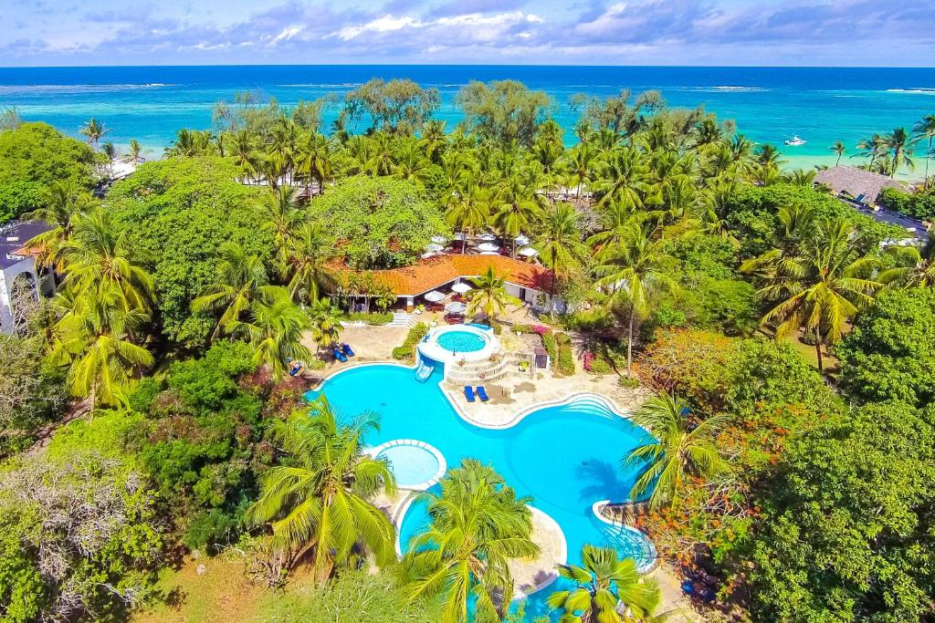 A view of the pool at Diani Sea Resort - All Inclusive or nearby