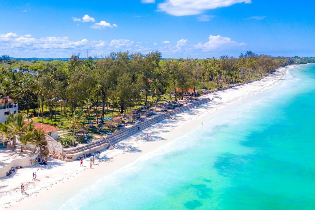 A bird's-eye view of Diani Sea Resort - All Inclusive