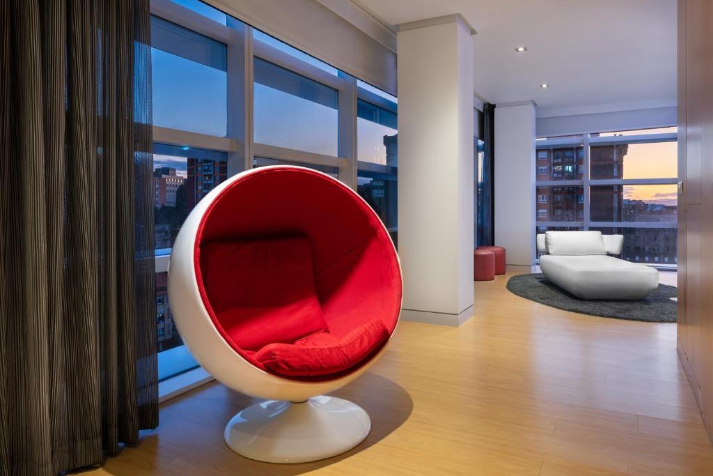 Hotel Eurostars Palacio de Cristal (España Oviedo) - Booking.com