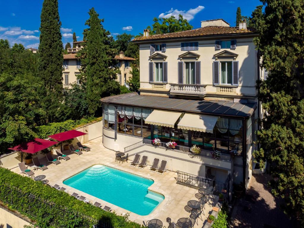 Hotel Villa Carlotta Florence Italy Booking Com