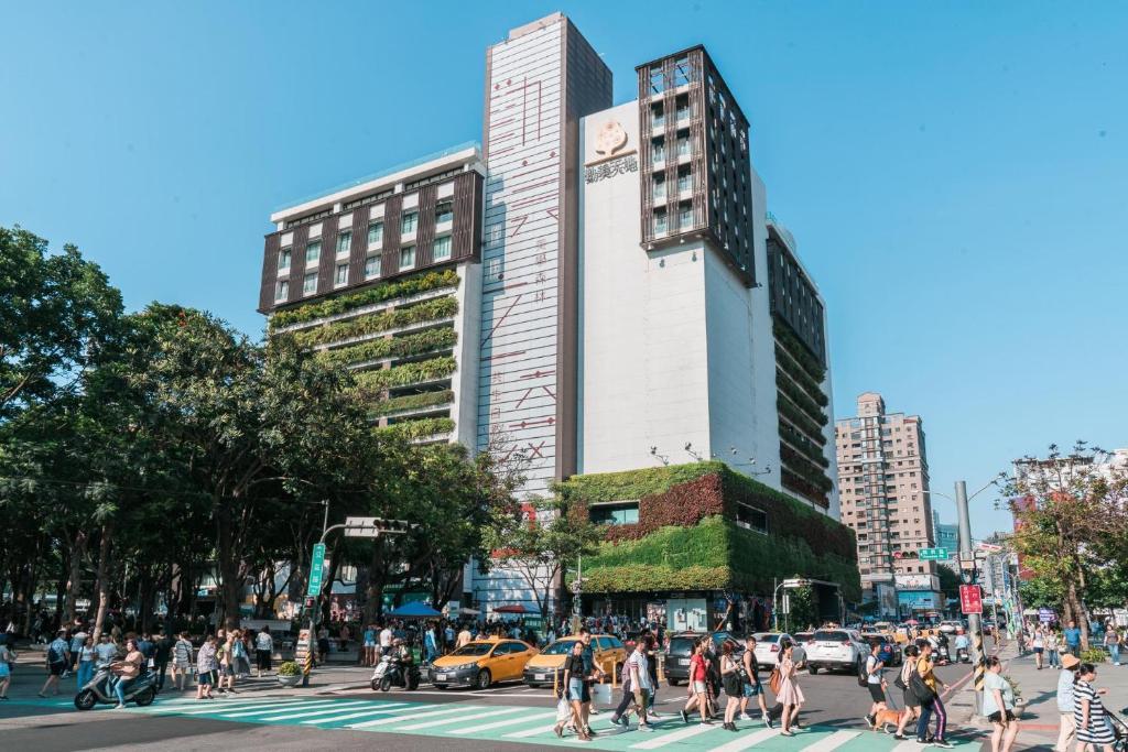 台中誠星旅館