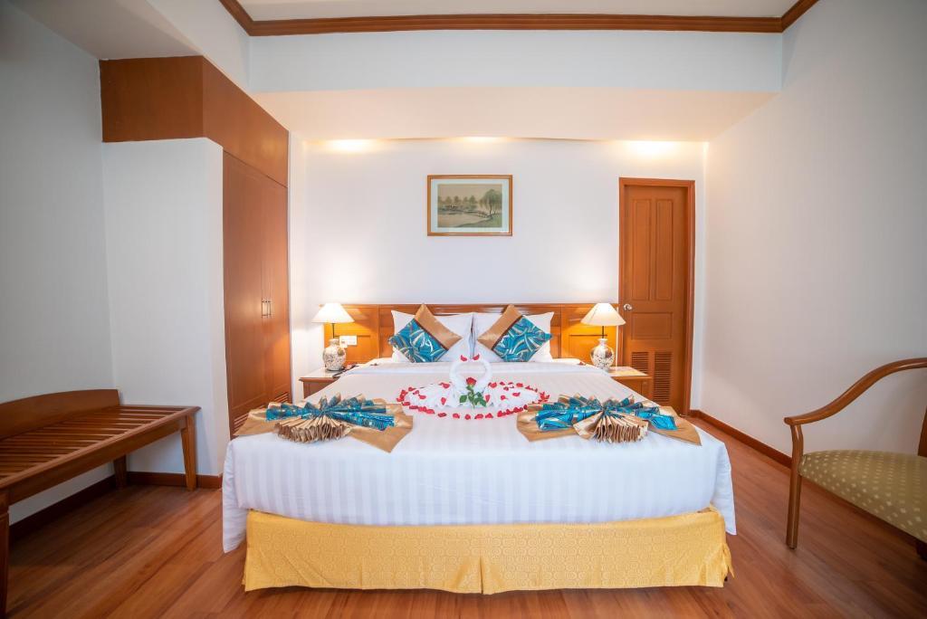Phòng Oscar Elegant đôi hoặc đôi 2 giường đơn