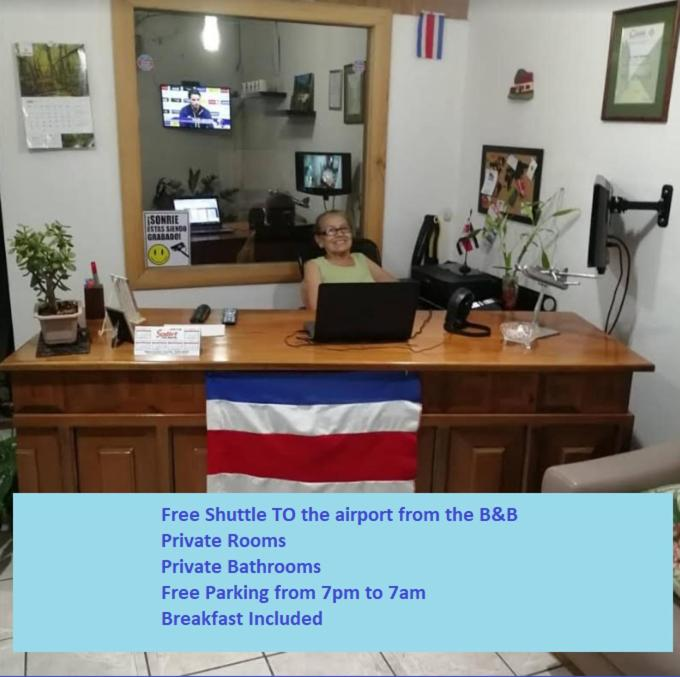 Hilda S Bed And Breakfast Alajuela Costa Rica Booking Com