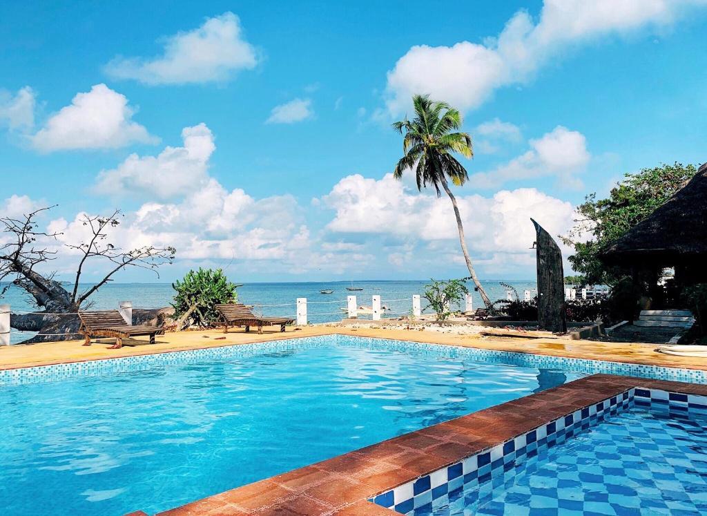 Menai Bay Beach Bungalows Zanzibar City Tanzania Booking Com