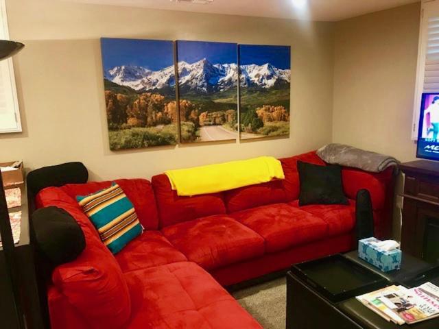 Denver Blue Bear Den 3br 2ba Private Apartment сша денвер