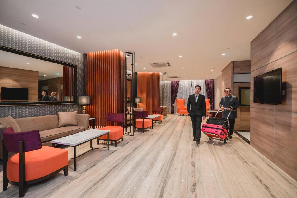 MPalace Hotel KL, Kuala Lumpur, Malaysia - Booking com