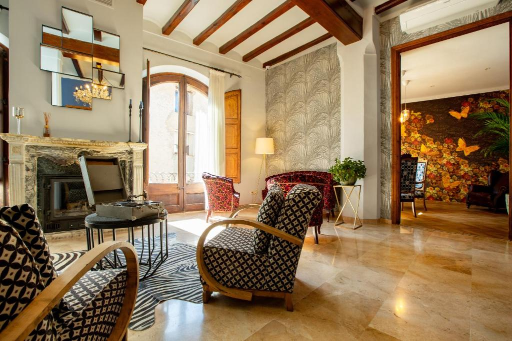 hotels with  charm in cornudella  3