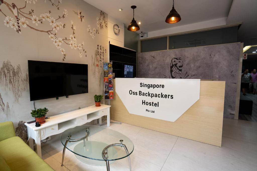 Hostel OSS Backpackers, Singapore, Singapore - Booking com