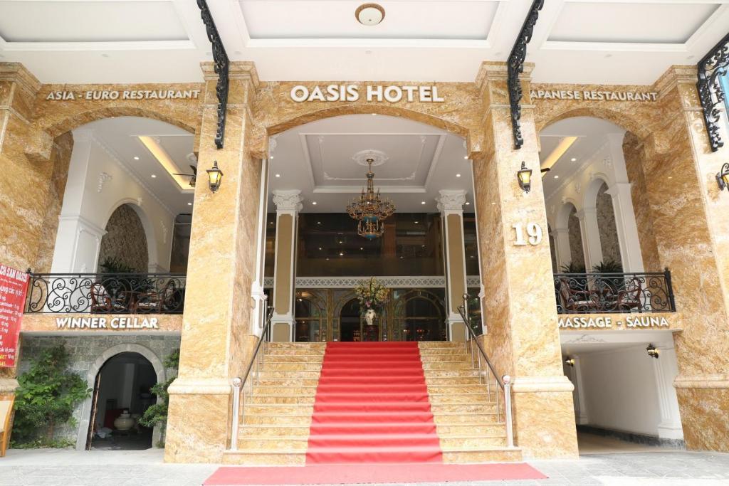 Oasis Hanoi Hotel