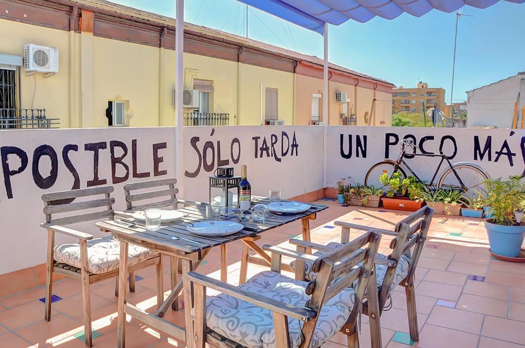 Departamento Atico Con Increible Terraza España Sevilla