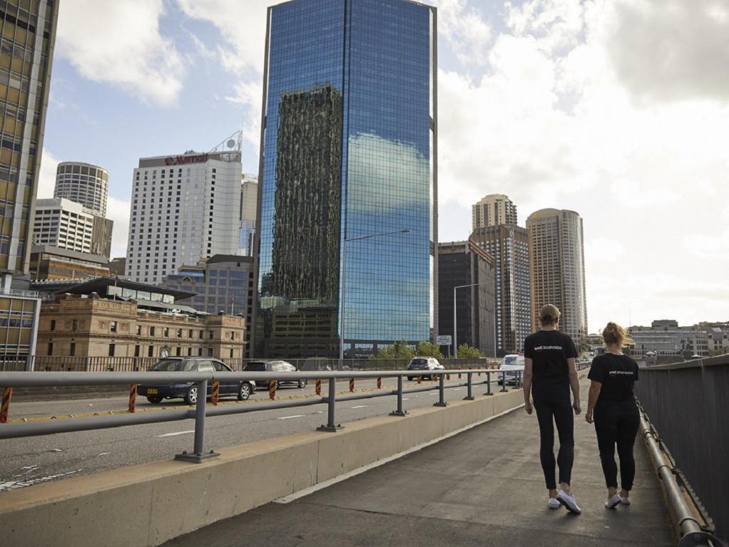 Sydney připojení aplikace