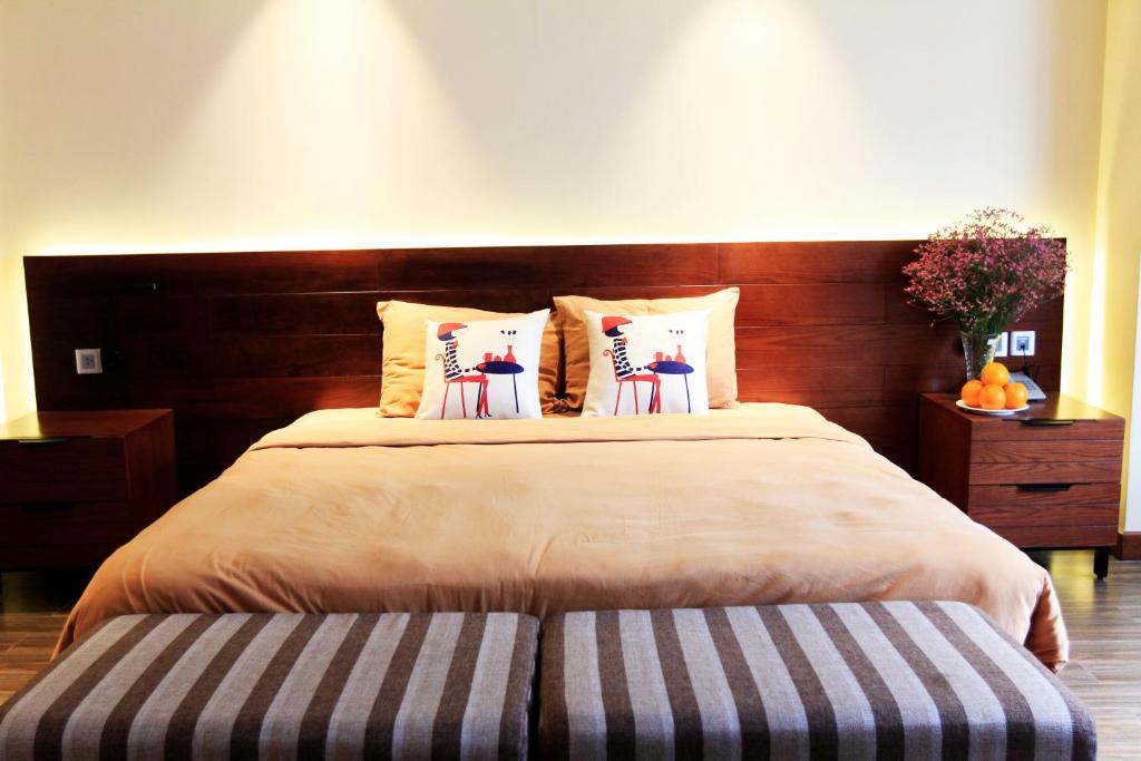 Phòng Giường Đôi/2 Giường Đơn Với Ban Công