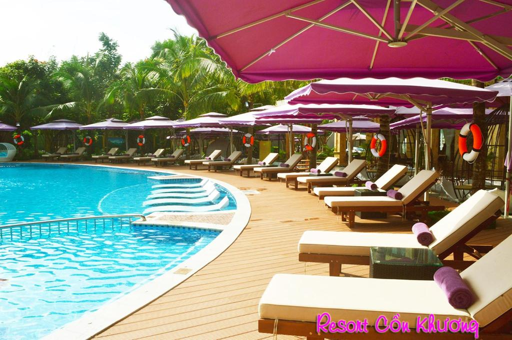 Con Khuong Resort Can Tho