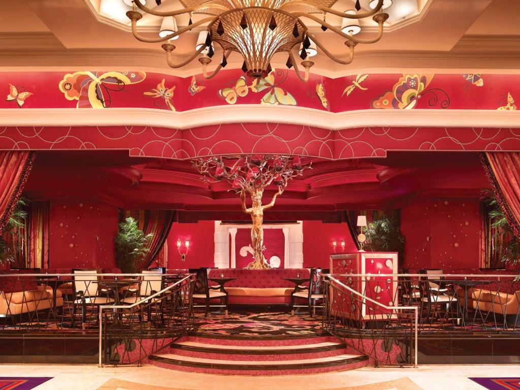 Resort Free Parking At Encore Las Vegas