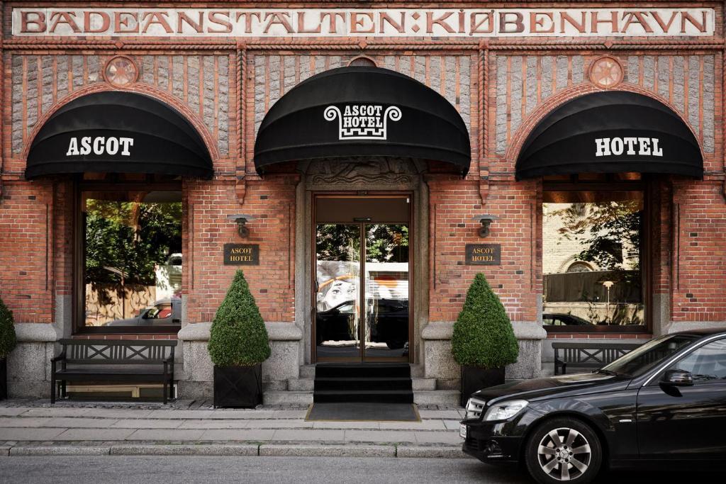 Ascot Hotel I Kopenhamn Uppdaterade Priser For 2020
