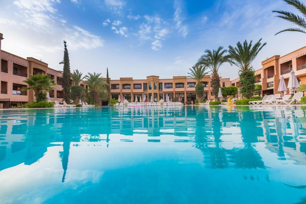 Zalagh Kasbah Hotel Spa Marrakesh Morocco Booking Com