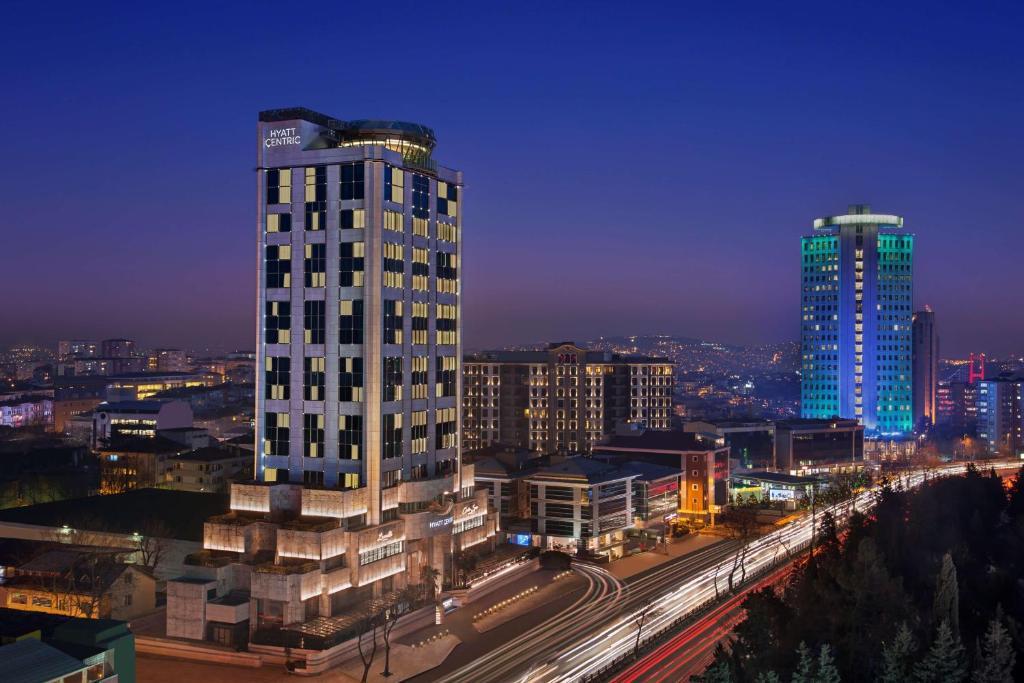 Hotel Hyatt Centric Levent Istanbul (Turquía Estambul ...