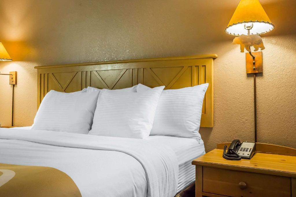 Quality Inn Woodland