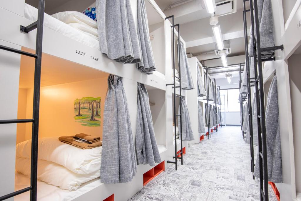 Buena Àrte Hostel in Tokio