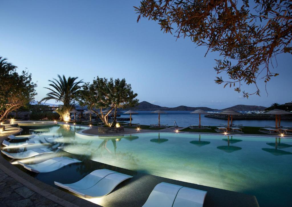 Porto Elounda Golf & Spa Resort, Six Senses Spa, Elounda ...
