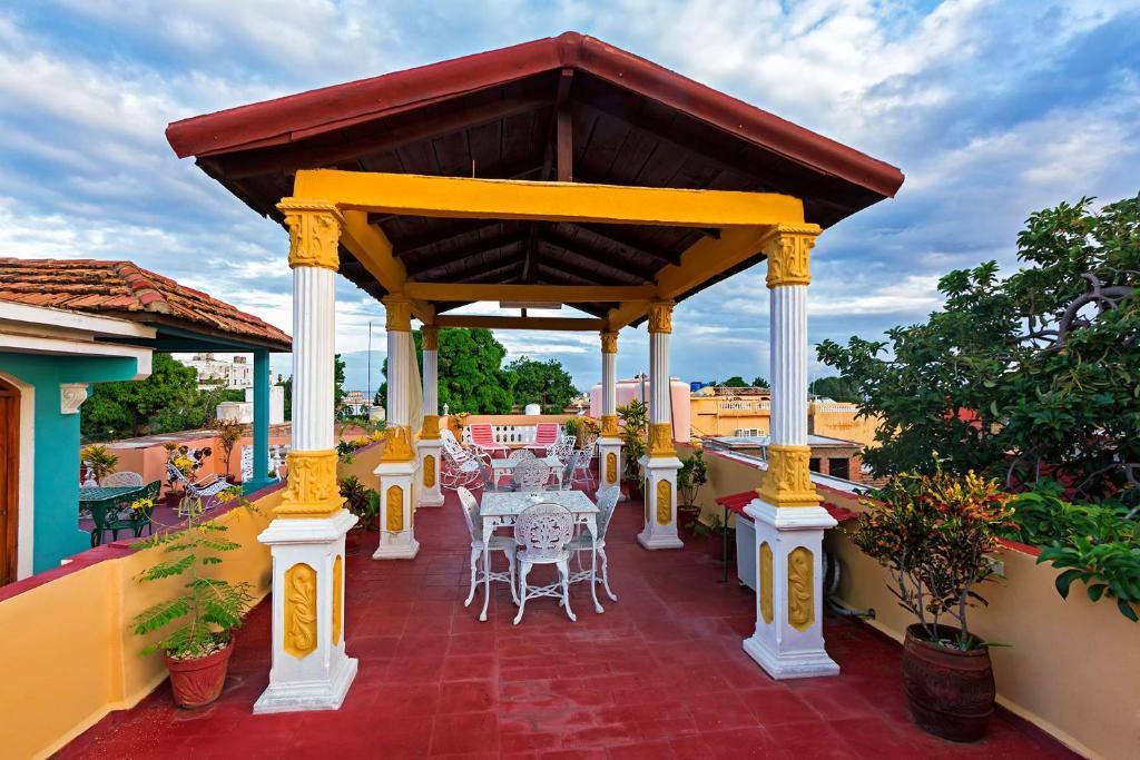 Vacation Home La Terraza De Yanet Trinidad Cuba Booking Com