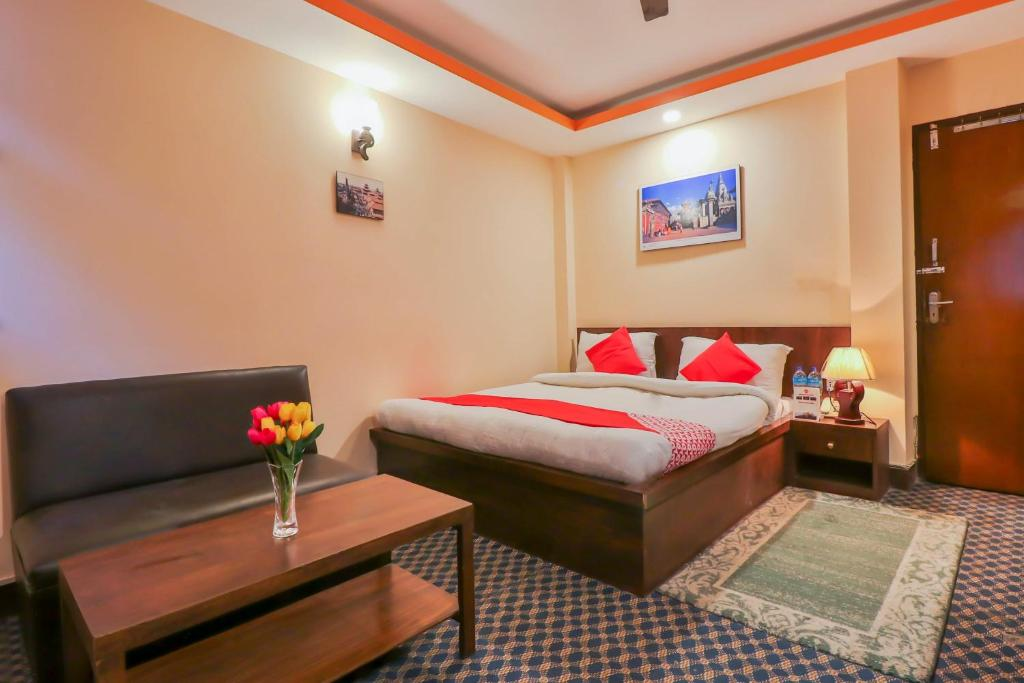 OYO 639 Hotel Rajasthan, Kathmandu, Nepal - Booking com