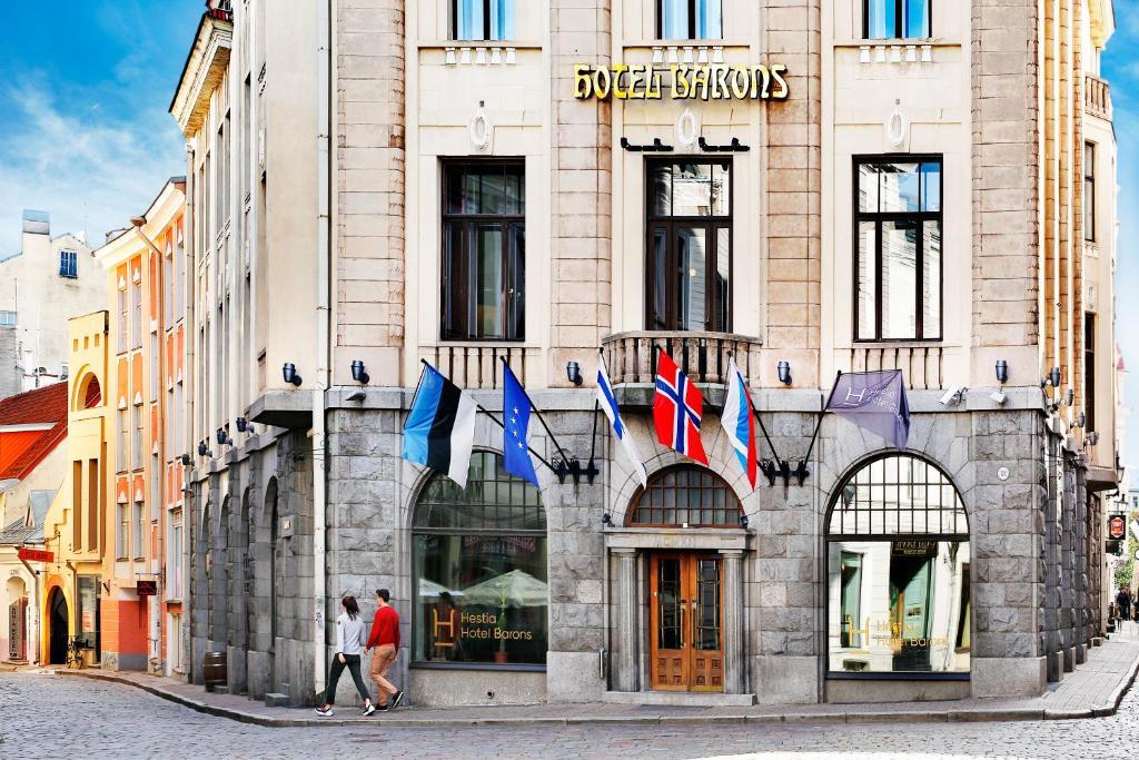 Hestia Hotel Barons Old Town Tallinna Paivitetyt Vuoden 2020 Hinnat