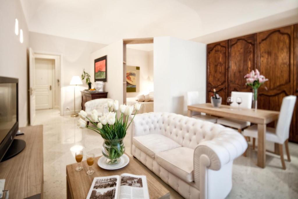 호텔 팔라초 브루나치니 휴식 공간
