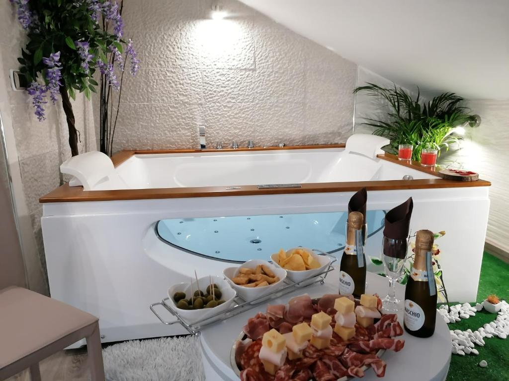 Vasca Da Bagno Enorme bed and breakfast bed&breakfast albysuite, termoli, italy