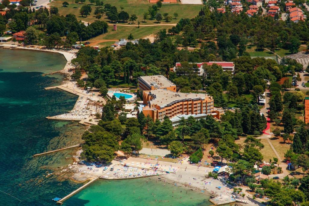 Hotel Sol Umag Kroatien Umag Booking Com