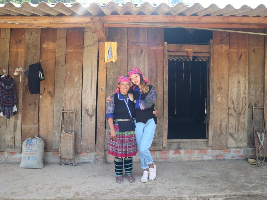 Indigenous homestay 1