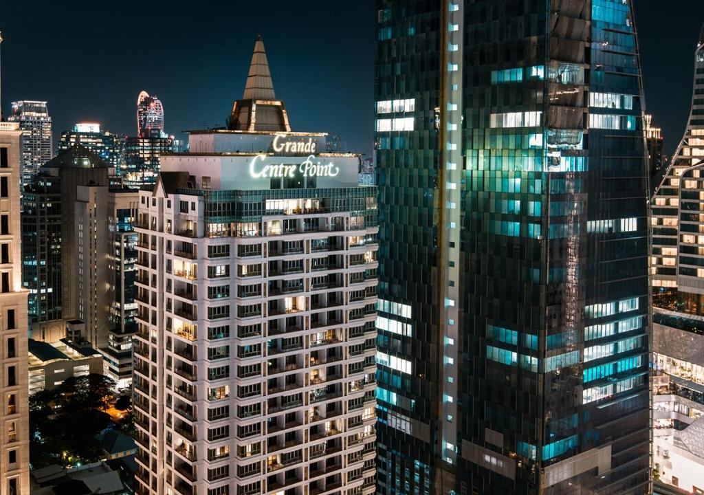 Centre Point Hotel, Bangkok, Thailand - Booking.com
