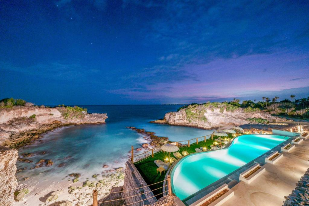 Blue Lagoon Avia Villas Nusa Lembongan Indonesia Booking Com