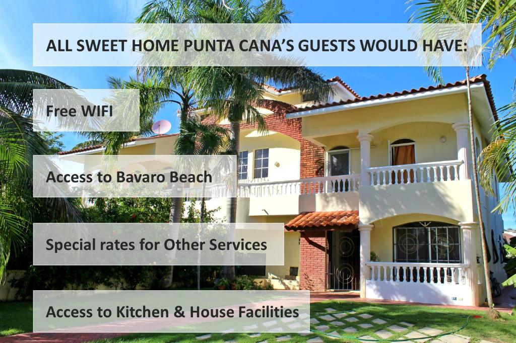 Sweet Home Punta Cana Guest House