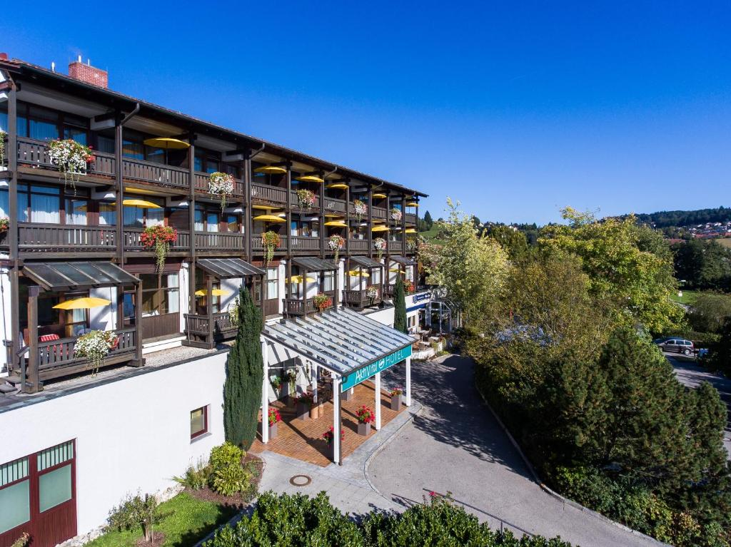 Aktivital Hotel Bad Griesbach Germany Booking Com