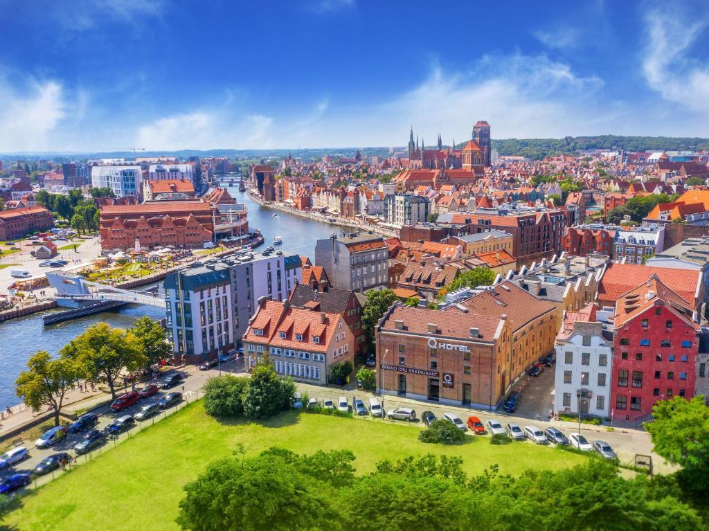 Q Hotel Grand Cru Gdańsk, Gdańsk – aktualne ceny na rok 2020