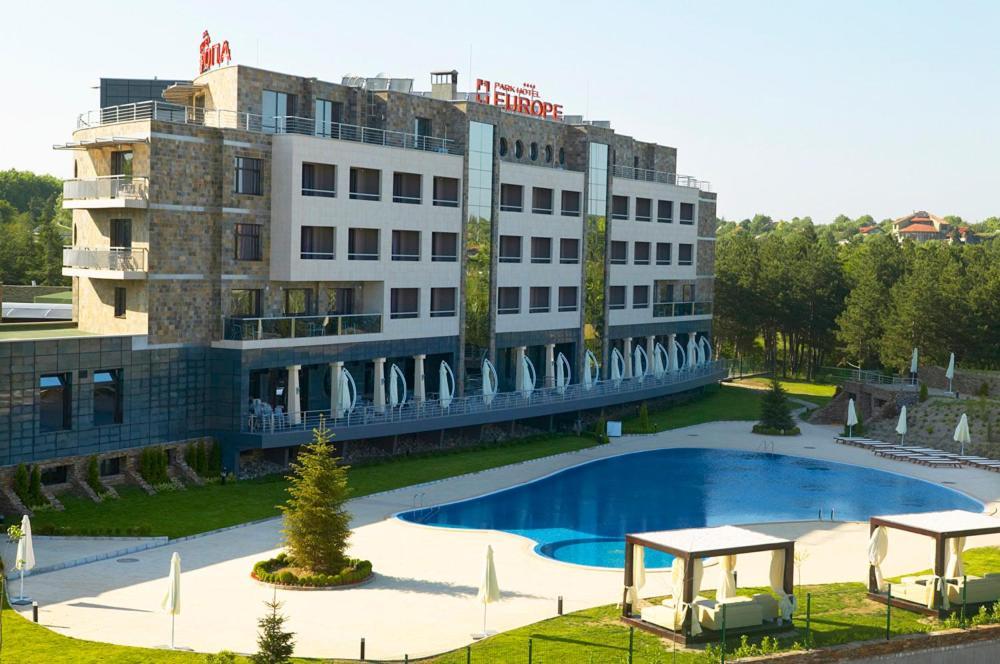 Park Hotel Zelena Evropa Haskovo Obnoveni Ceni 2020