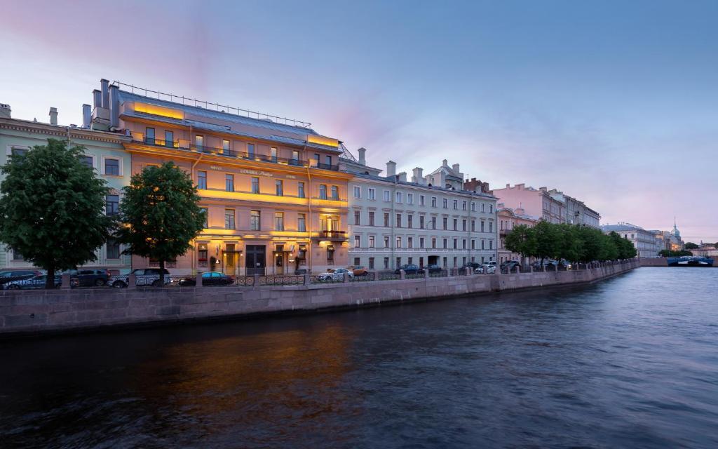 サンクトペテルブルク ホテル