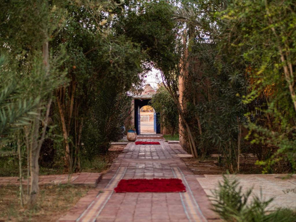 Bed & Breakfast Relais Hamada Du Draa (Marokko M'hamid El