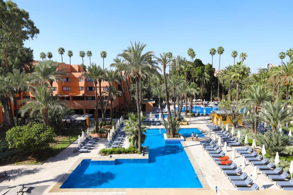 Hotel Kenzi Rose Garden (Marokko Marrakesh) - Booking.com