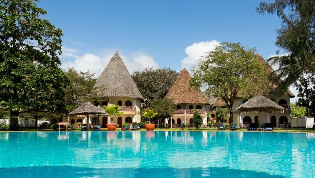 The swimming pool at or close to Neptune Paradise Beach Resort & Spa - All Inclusive